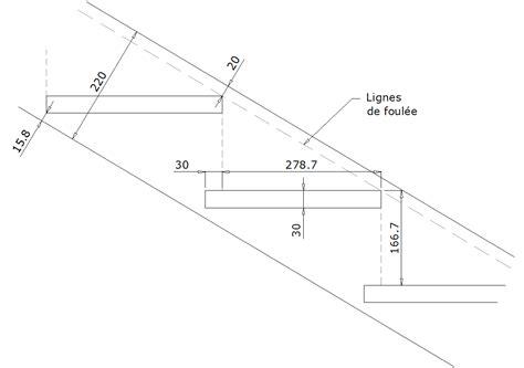 trace d un escalier taille marche escalier exterieur atlub