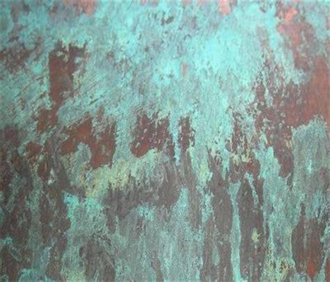 Verdigris Copper Finish