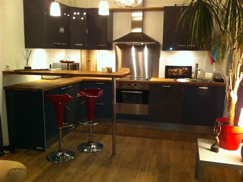 cloison cuisine salon abattre une cloison pour métamorphoser votre intérieur