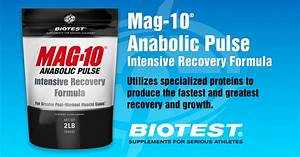 mag 10 intensive recovery formula biotest
