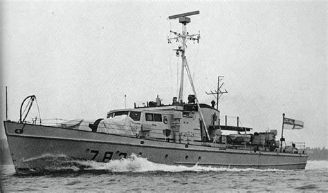 Boatswain Course by Canadian Bird Class Patrol Vessel