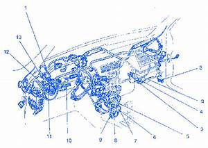 Ford Escort 1997 Under Hood Electrical Circuit Wiring Diagram  U00bb Carfusebox