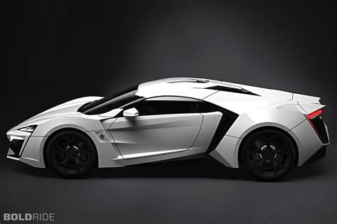 W Motors Lykan Hypersport 2013 - now Coupe :: OUTSTANDING CARS