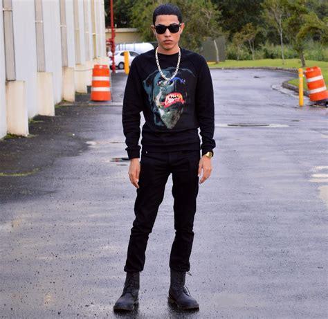 Wesley X. Torres - 21 Men Long Sleeve 21 Men Black Jeans ...