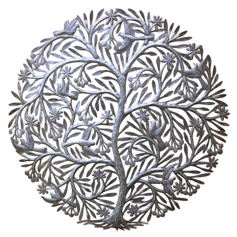 the tree of decorative metal wall panel architectural heritage