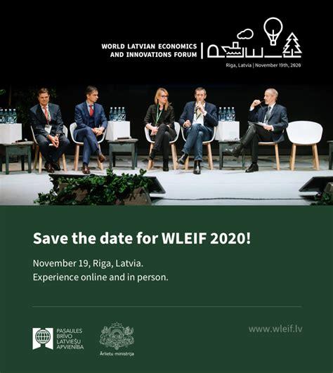 PBLA gatavojas gadskārtējam ekonomikas forumam PLEIF-2020 ...