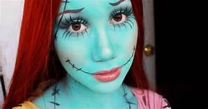 Makeup by MAK: Sally (Nightmare Before Christmas) Makeup Look