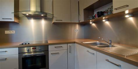 cuisine inox sur mesure credence inox pour cuisine sur mesure cuisine idées de décoration de maison aodwogddqm