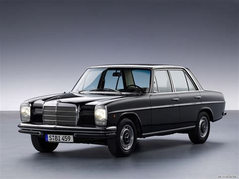 Mercedes-Benz E-Class W114 W115 photos - PhotoGallery with ...