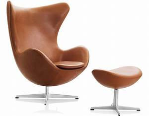 Egg Chair Arne Jacobsen : egg chair ottoman ~ Bigdaddyawards.com Haus und Dekorationen