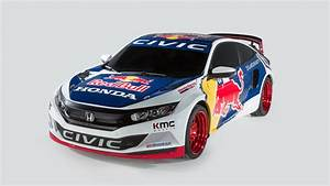 Wallpaper Honda Civic Coupe Rallycross  Nyias 2016  Rally