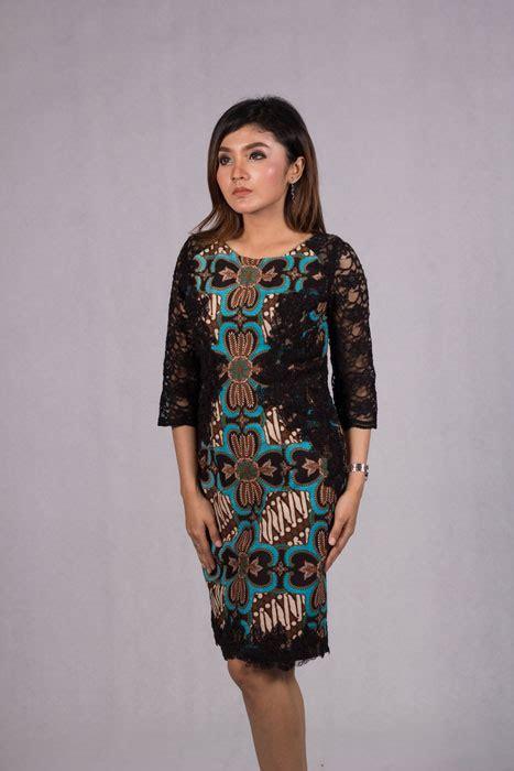 model dress batik terkini  fashionable  harga