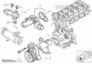 Thermostat Bmw E46 320d