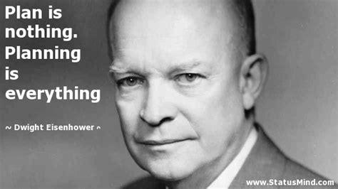 Dwight Eisenhower Quotes   Dwight Eisenhower Quotes Planning