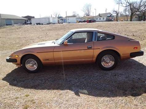 Used Datsun by Used Datsun 280zx For Sale Carsforsale 174