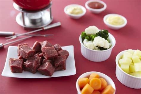cuisine bourguignonne recettes recette de fondue bourguignonne facile et rapide