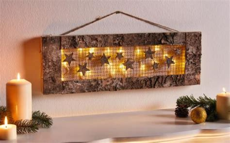 licht deko weihnachten led deko sternenregen aus holz innenbereich stimmungs licht weihnachten kaufen bei come4buy gmbh