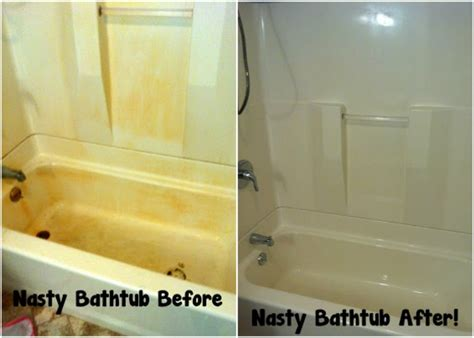 simple bathtub cleaning tips  totally gunky tubs