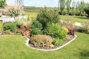 apres 1 an sans message je refais surface mon jardin With idee de massif de jardin 3 mon jardin en automne suite