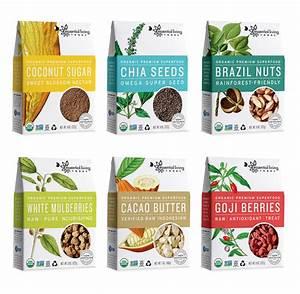 34 Examples of Health Food Packaging