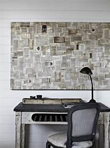 Wand Mit Bildern Gestalten : wohnen mit wandzeitungen sweet home ~ Sanjose-hotels-ca.com Haus und Dekorationen