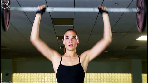 gal gadot workout the