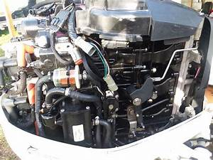 Evinrude Etec 90 Hp Outboard 2005 For Sale For  2 000