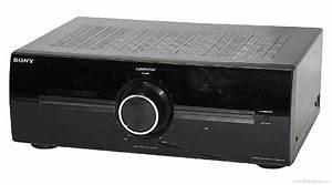 Sony Ta-kmsw500 - Manual