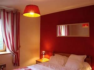 Quel Mur Peindre : quel mur peindre en couleur 2 la chambre parentales ~ Melissatoandfro.com Idées de Décoration