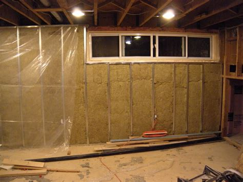Our Journey Basement Insulation Is Almost Done