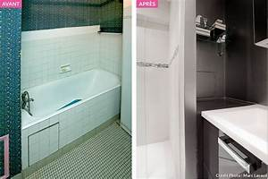 Relooking Salle De Bain Avant Apres : relooker sa salle de bain avant apres bureaux prestige ~ Zukunftsfamilie.com Idées de Décoration