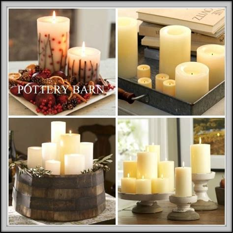 candle centerpieces for dining room table 16 best images about dining room table centerpiece ideas