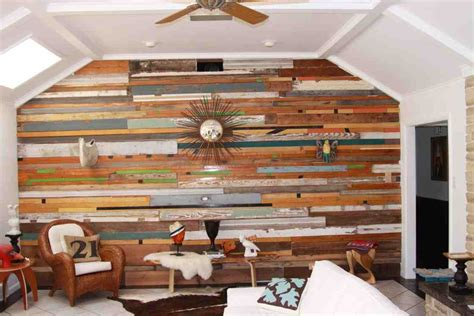 8 Tips How To Decorate With Reclaimed Wood