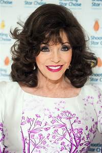 Joan Collins - Afternoon Tea at The Dorchester, London ...