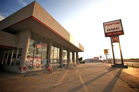 America's Abandoned Auto Dealerships