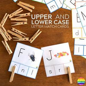 How To Cleverly Teach Children Upper Case Letters