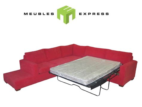 siege lit sofa sectionel lit sur mesure meubles express