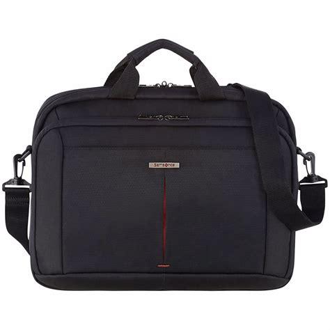 samsonite laptoptas guardit  bailhandle   zwart bccnl
