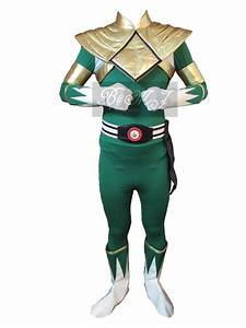 green ranger cosplay outfit question - RangerBoard