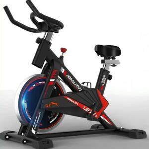 Exercise Bike Fitness Indoor Cycling Stationary Bicycle ...