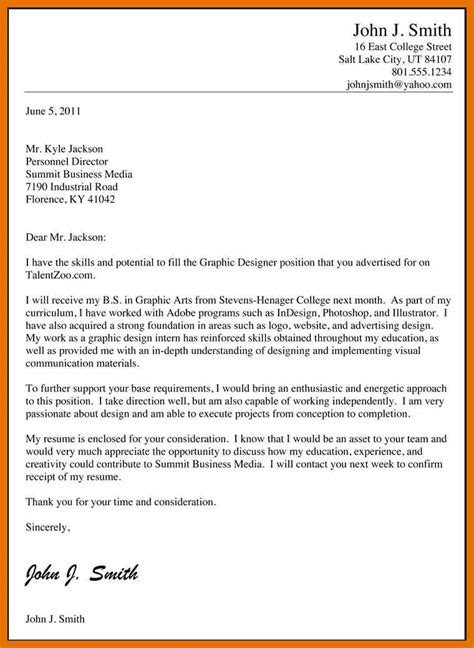 cover letter exle for application 16 application letter for employment tech