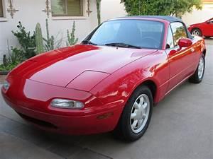 33k-mile 1990 Mazda Miata For Sale On Bat Auctions