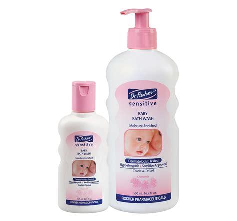 Sensitive Baby Bath Wash Dr Fischer