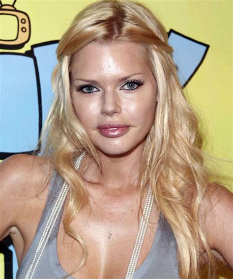 sophie monk casual long curly   hairstyle
