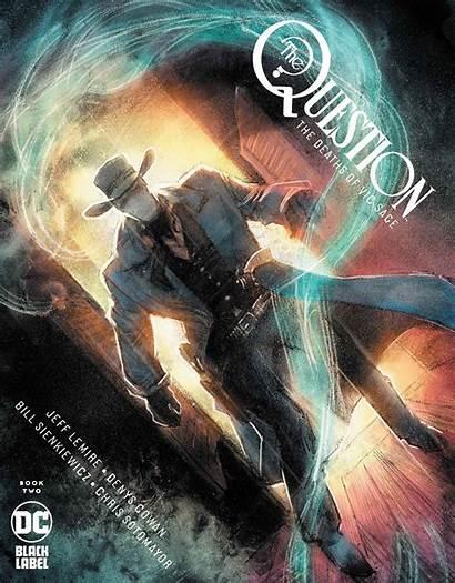 Question Sage Vic Deaths Dc Comic Comics