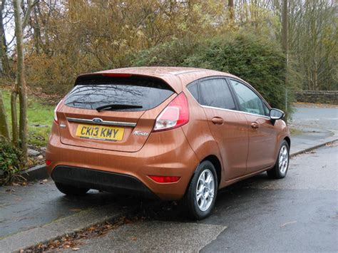 ford fiesta  tdci econetic titanium ss dr sold
