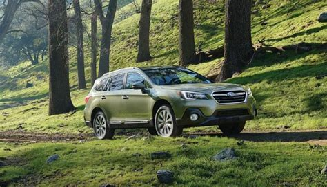 2018 Subaru Outback Changes by 2018 Subaru Outback Release Date Price Engine Changes