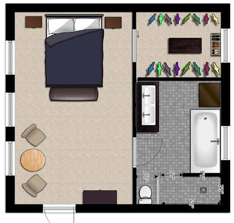 Master Bedroom Bath Closet Layout by Tips On How To Renovate Build Or Buy A Home Part