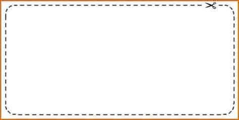 blank coupon template 3 blank coupon template authorizationletters org