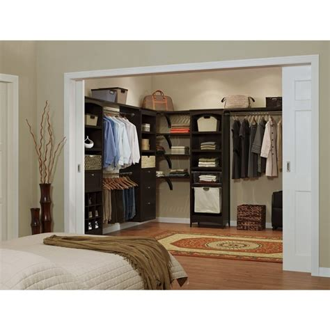 Lowes Closets by Allen And Roth Closet Systems Lowes Dandk Organizer